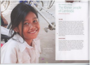 Khmer people of Cambodia pic